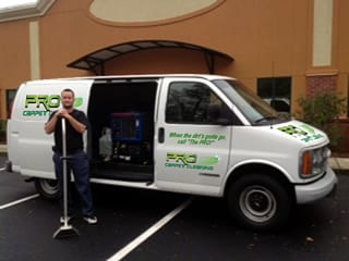 Pro Carpet Cleaning Charleston Truck Mounted